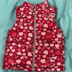 Toddler reversible vest